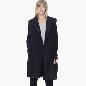 James Perse blanket coat